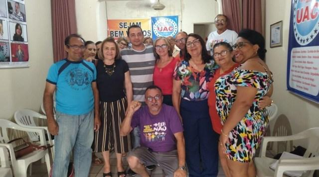 UAC se reúne e discute situação do movimento comunitário de Patos