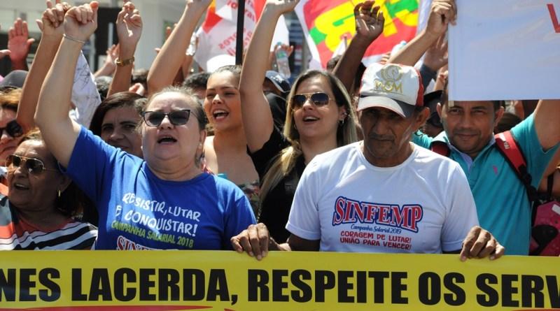 Prefeito interino desperta revolta nos trabalhadores e servidores públicos do Município de Patos