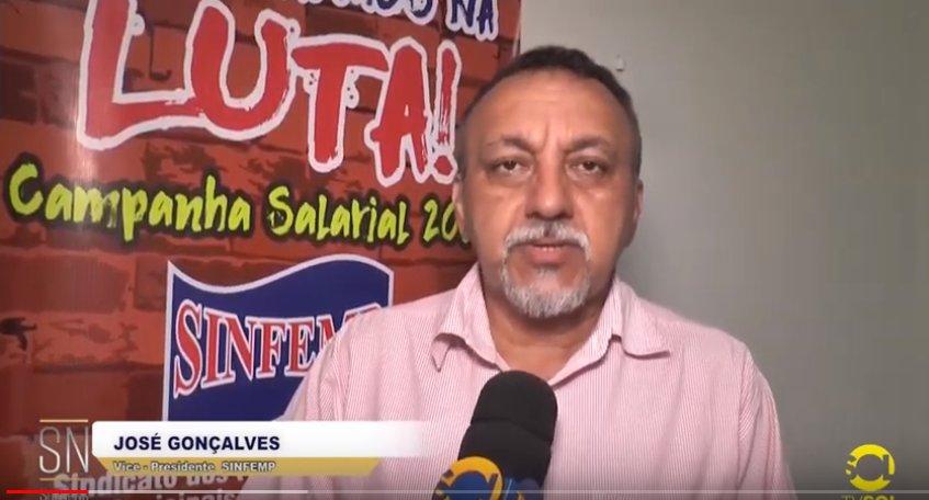 Sindicalista fala sobre Jornada de trabalho e aumento salarial dos professores de Patos