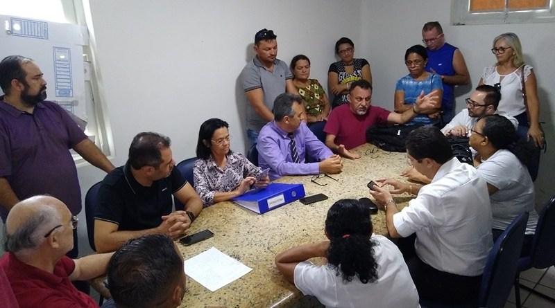 Prefeito Ivanes Lacerda suspende decreto das 40 horas de jornada de trabalho