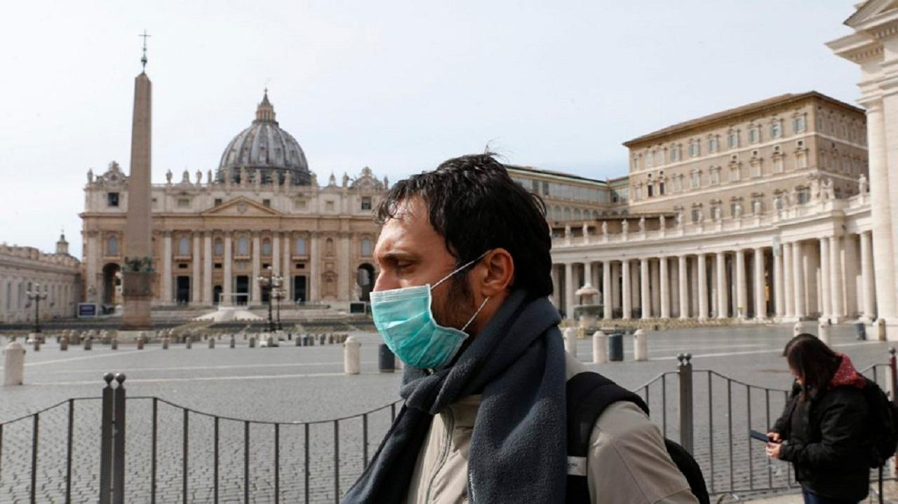 Coronavírus: vivendo numa cidade-fantasma Texto de uma patoense em Roma