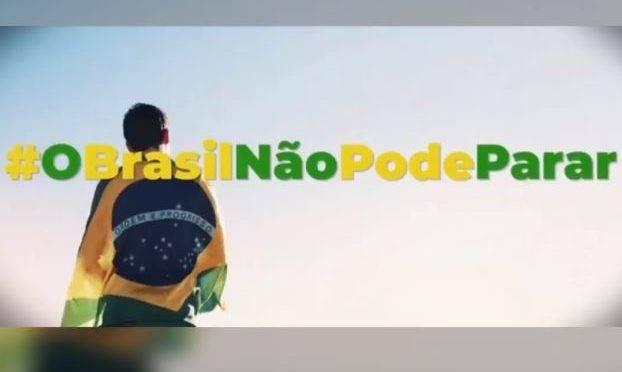 Bolsonaro divulga vídeo criminoso contra orientação sobre coronavírus