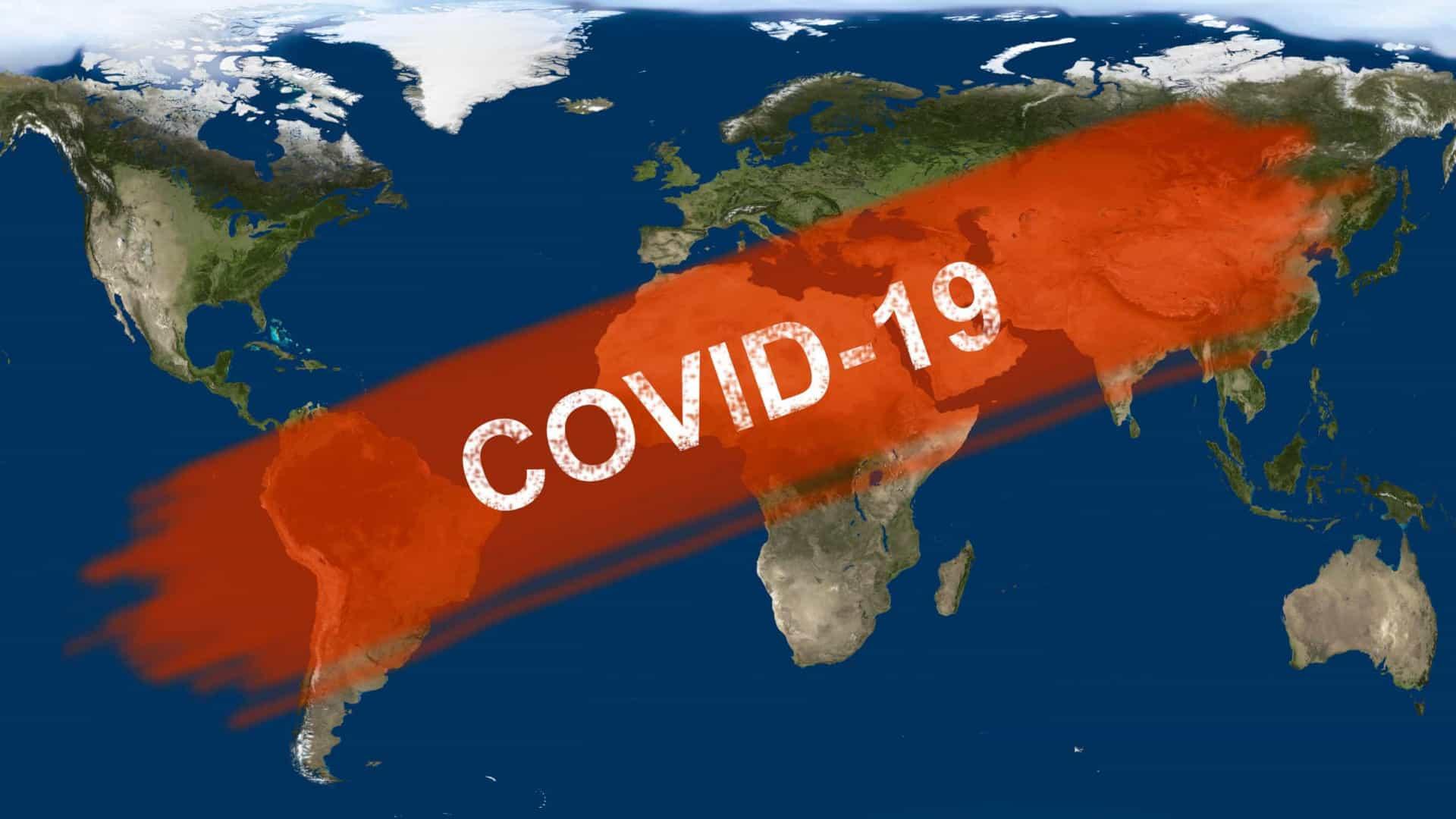 Pandemia do coronavírus pode durar até dois anos