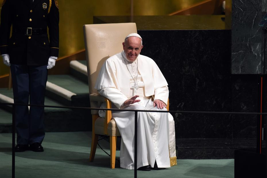 Coronavírus: Papa teme genocídio se economia ficar a frente do interesse social
