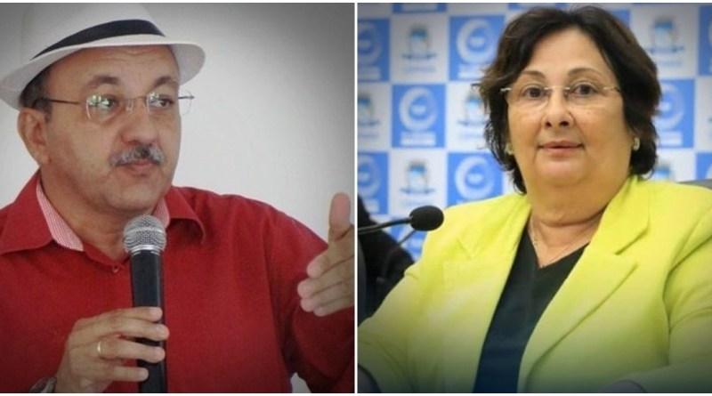 Zé Gonçalves explica por que deixou o PCdoB e diz que Lucinha vai levar o partido para os braços de Nabor. Ouça: