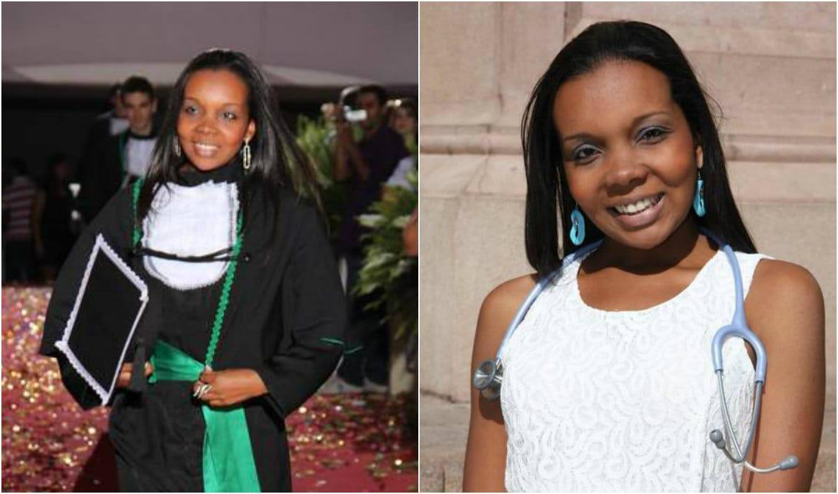 A trajetória acadêmica de Thelminha: prounista e a única mulher preta da turma