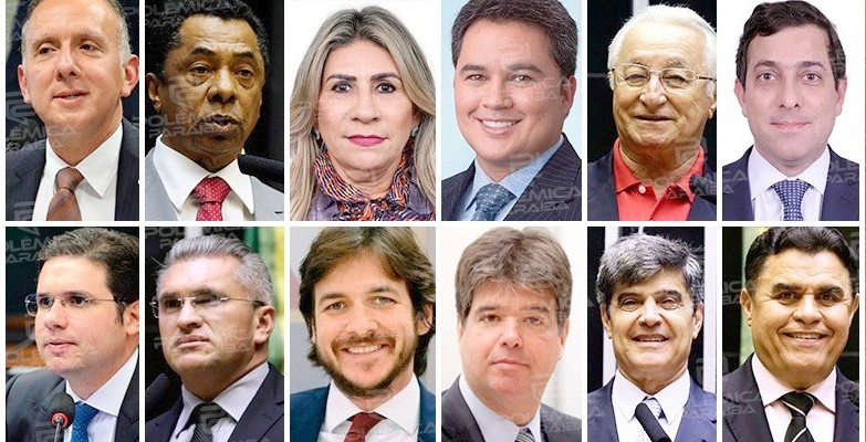 COVID-19! Sete deputados da PB votam contra aumento de servidores públicos; Veja lista