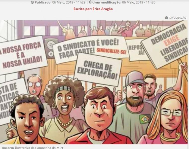 Em 7 anos, sindicatos perdem 3,8 milhões de filiados, diz IBGE