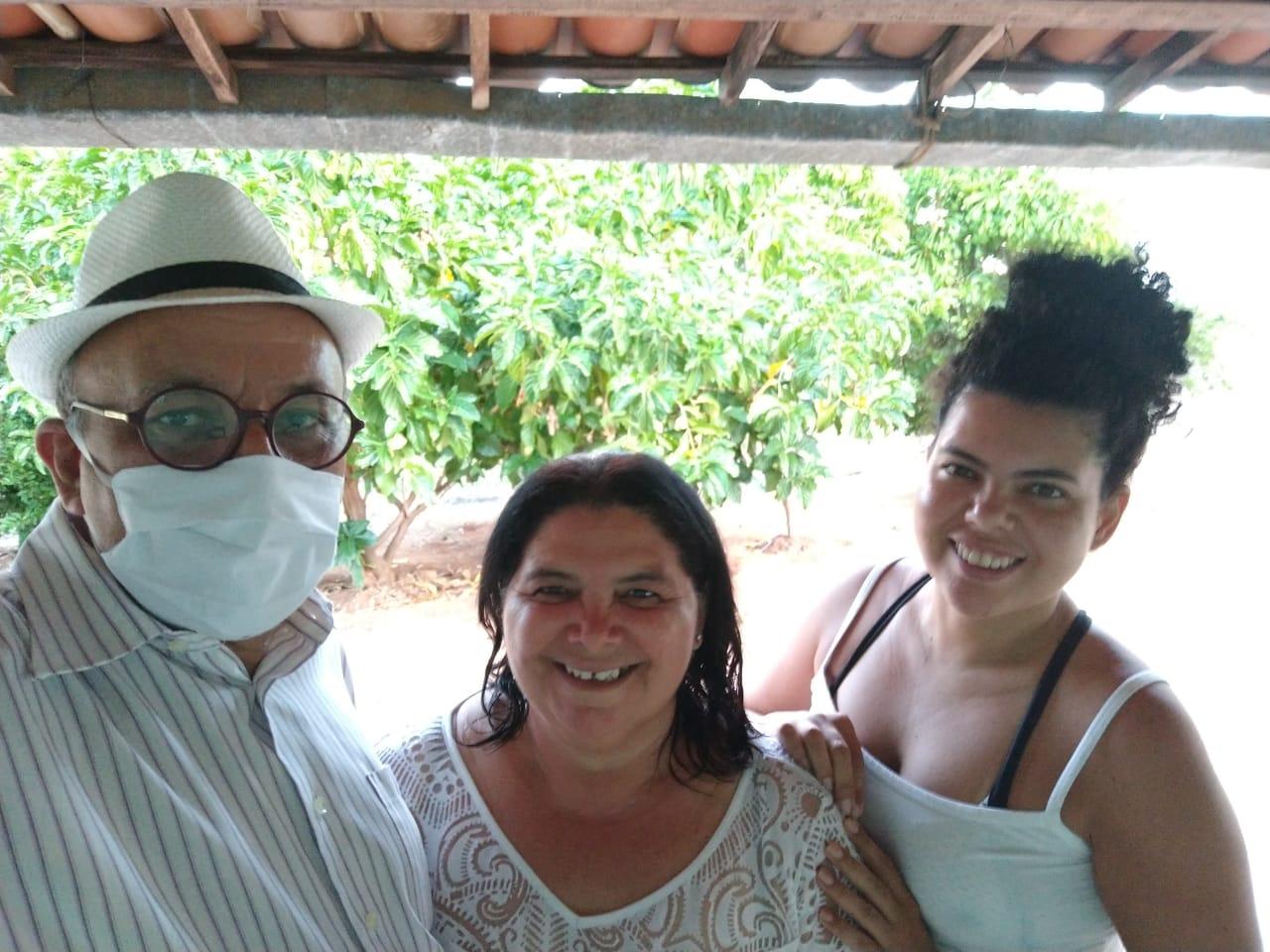 Vereador Zé Gonçalves visita zona rural e denuncia que as estradas não foram recuperadas