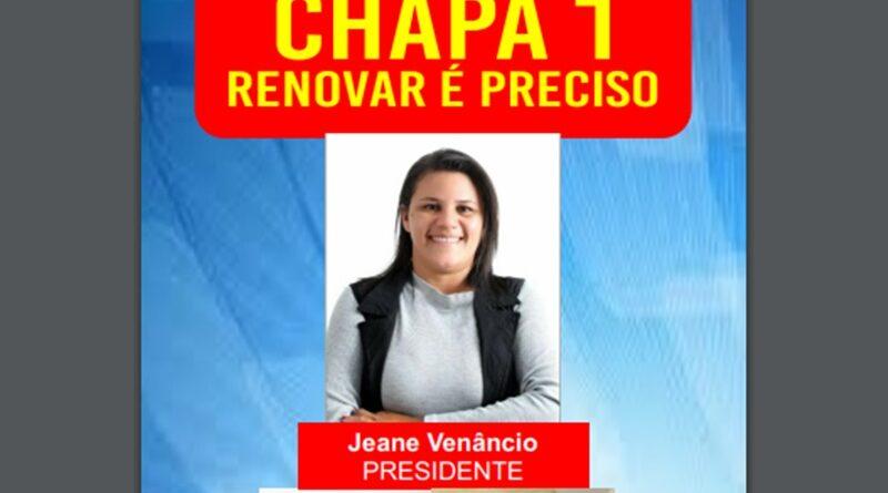 Candidata Jeane Venâncio, conclama associações para votar na eleição do Conselho de Desenvolvimento Rural Sustentável de Patos. Ouça