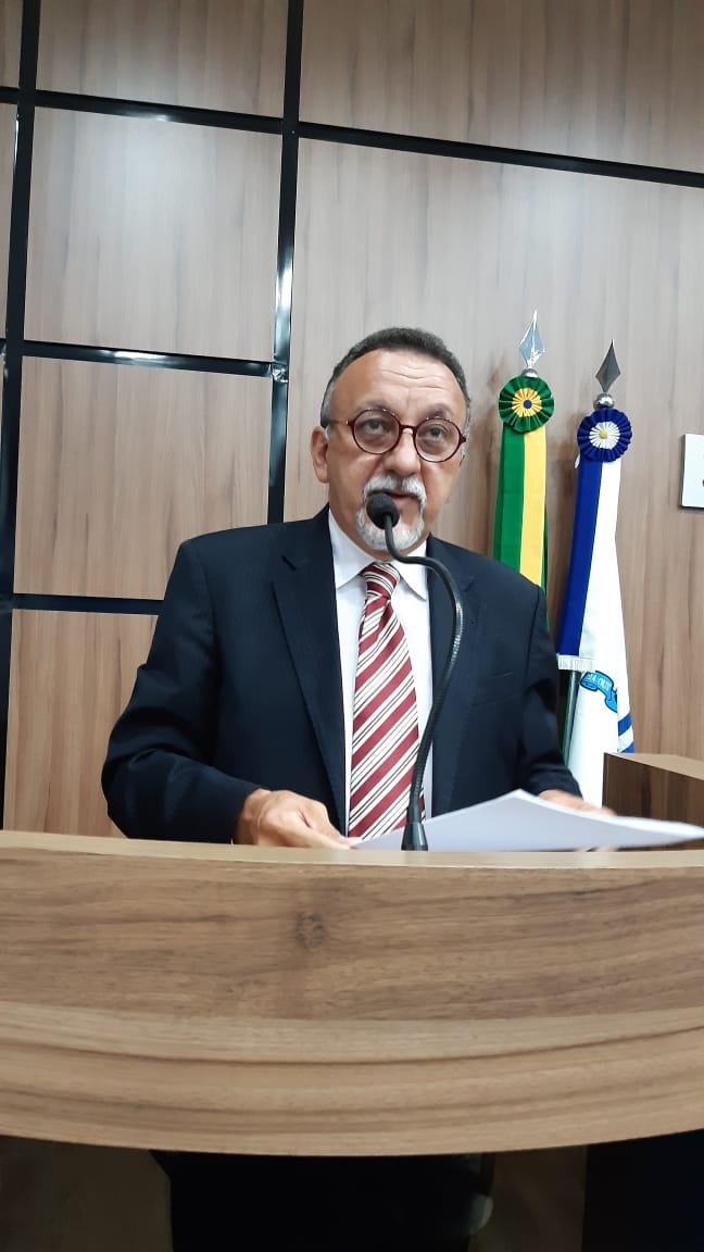 Vereador Zé Gonçalves defende toque de recolher e afirma que o vírus pode estar em qualquer lugar