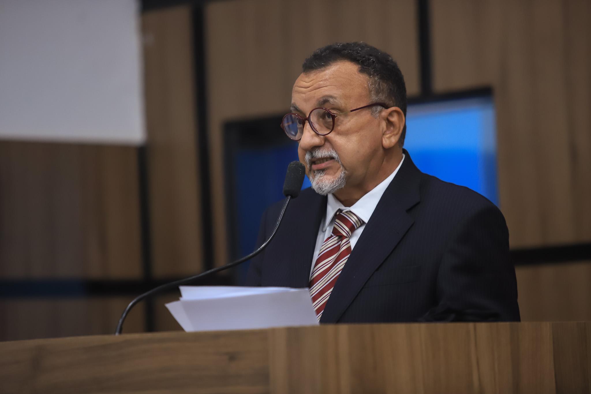 Vereador Zé Gonçalves faz apelo pela instalação imediata do Hospital de Campanha em Patos