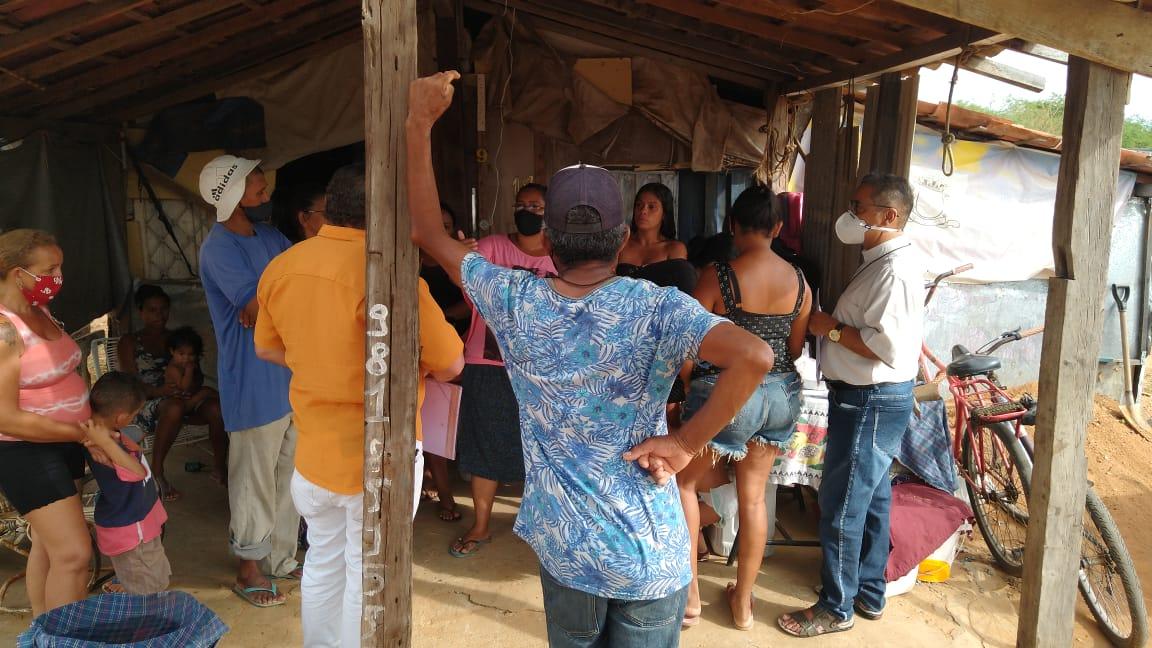 Em Patos: DPE aponta nulidades em ação de reintegração de posse e requer habilitação no processo