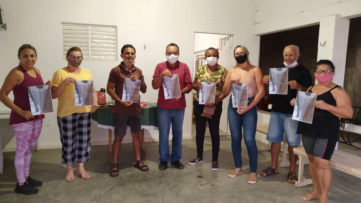 Vereador Zé Gonçalves se reúne com a comunidade da Agrovila do Mocambo de Baixo