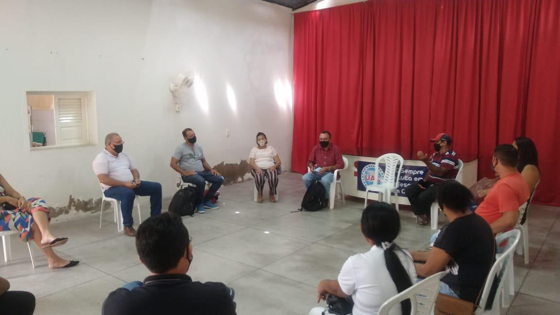Zé Gonçalves defende que o movimento comunitário seja ouvido e atendido em Patos pela gestão municipal