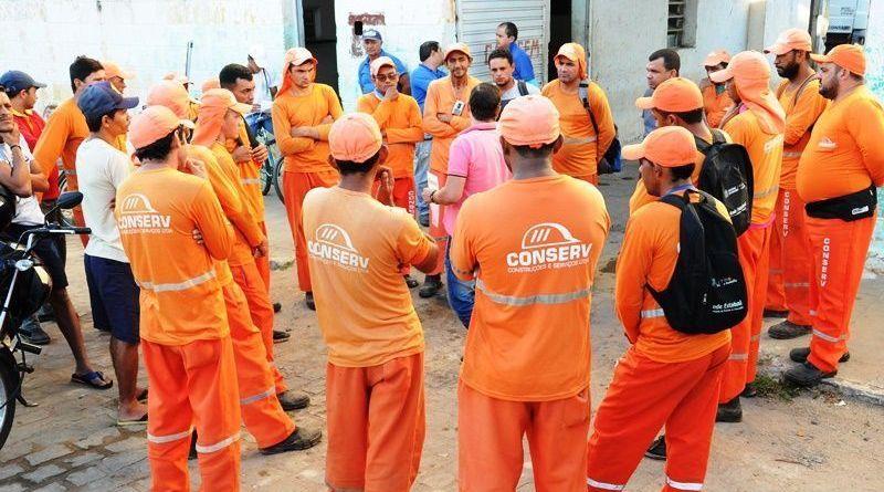 Garis param atividades! Prefeitura de Patos deve quase Dois Milhões de Reais à Empresa Conserv