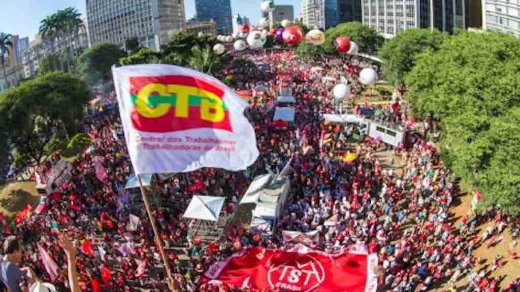 Mais um golpe na organização sindical brasileira