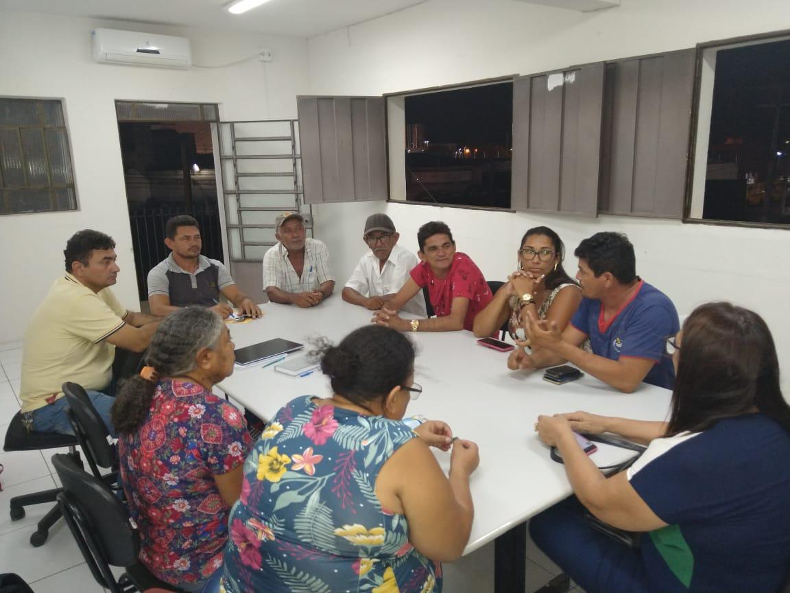 PCdoB reúne Direção Municipal em Patos