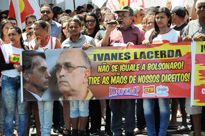 Decreto do prefeito interino que aumenta jornada de trabalho revolta servidores do Município de Patos