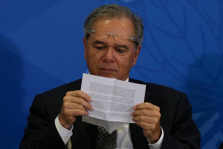 Paulo Guedes compara funcionário público a 'parasita' ao defender reforma administrativa