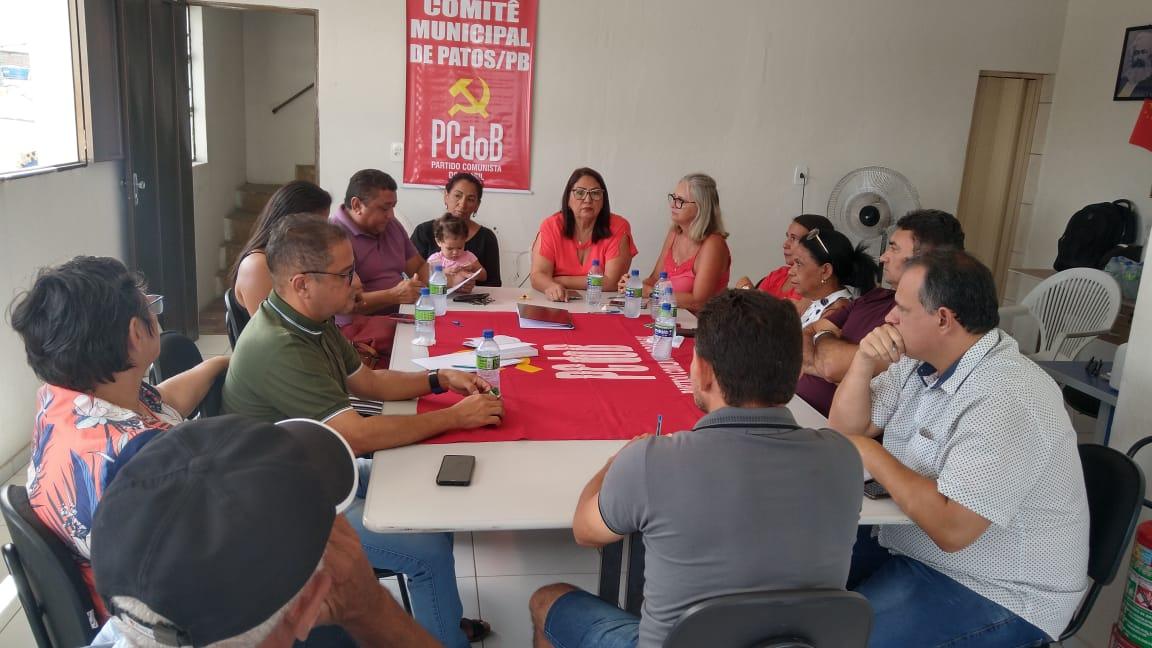 PCdoB reúne e discute eleições de outubro