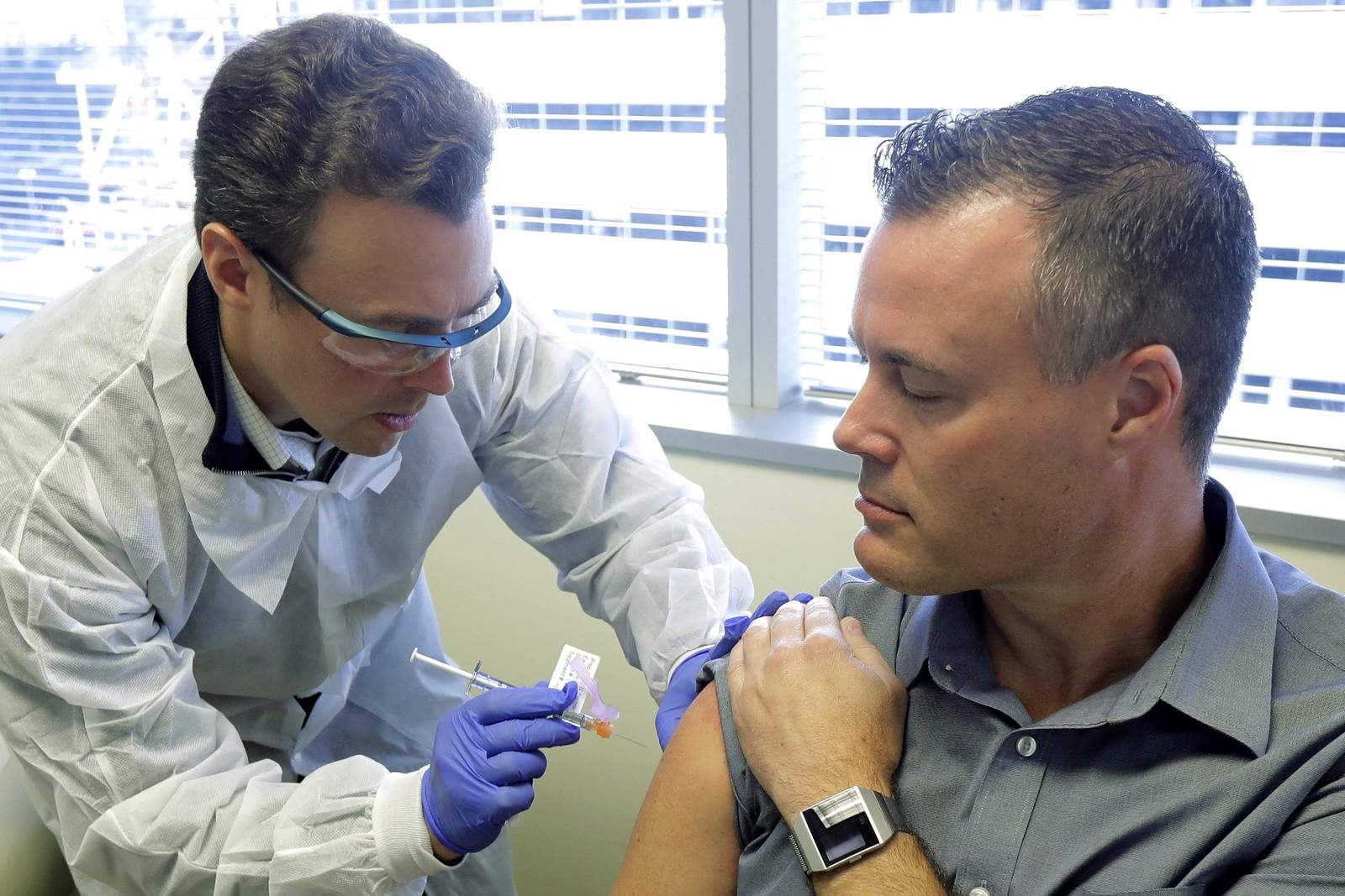 China autoriza teste em humanos de vacina contra o coronavírus