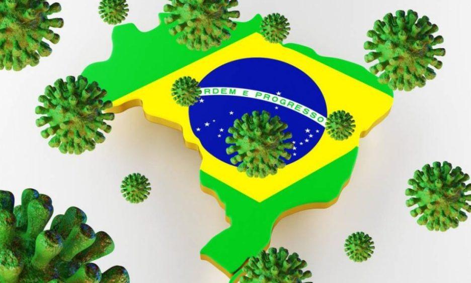 Brasil tem maior taxa de contágio por coronavírus do mundo, diz estudo