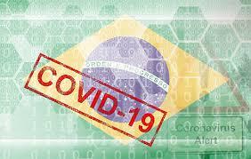 Brasil assume 2º lugar em número de hospitalizados por covid-19