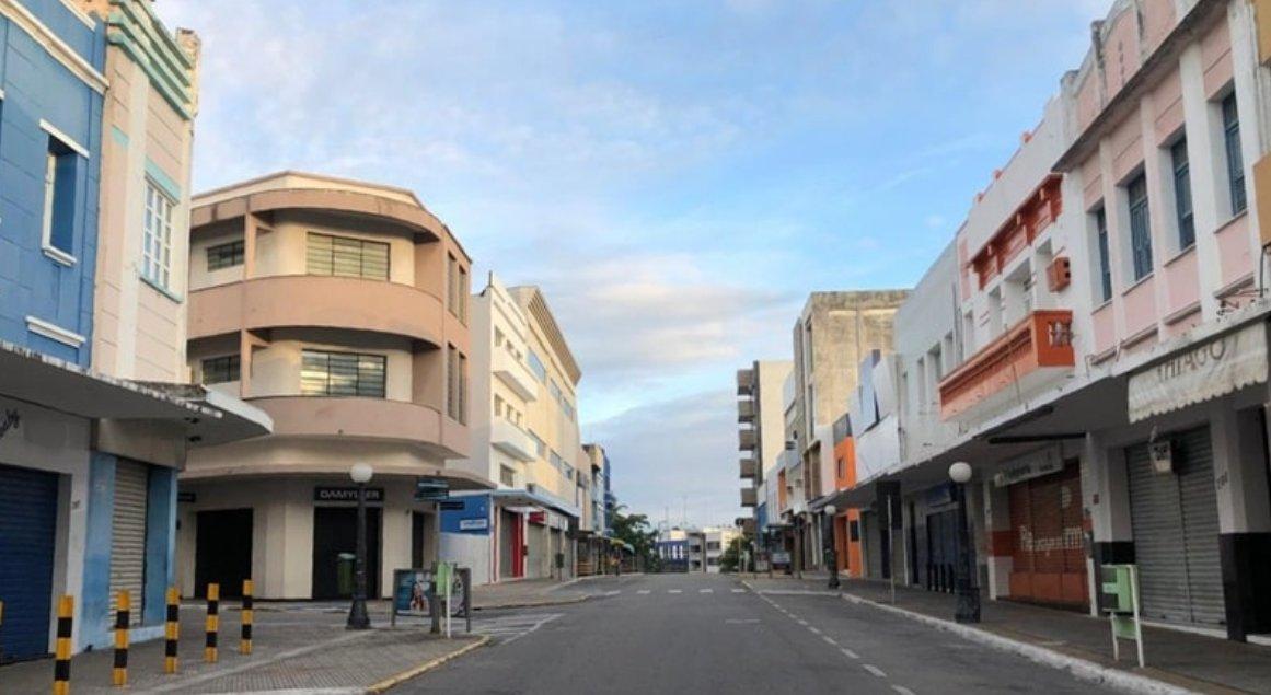 Justiça nega recurso e mantém comércio de Campina Grande fechado por pandemia