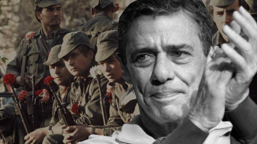 """Chico Buarque pede a Portugal para mandar """"cheiro de alecrim"""" para o Brasil"""