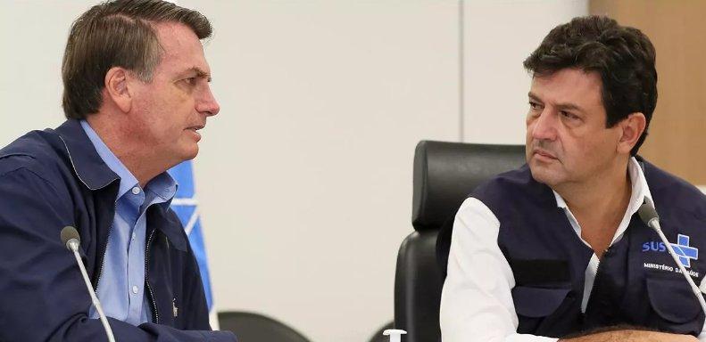 Mandetta diz que relação com Bolsonaro 'preocupa' e defende 'fala unificada' sobre isolamento