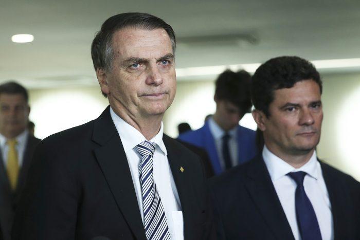 URGENTE: Moro pede demissão do Ministério da Justiça