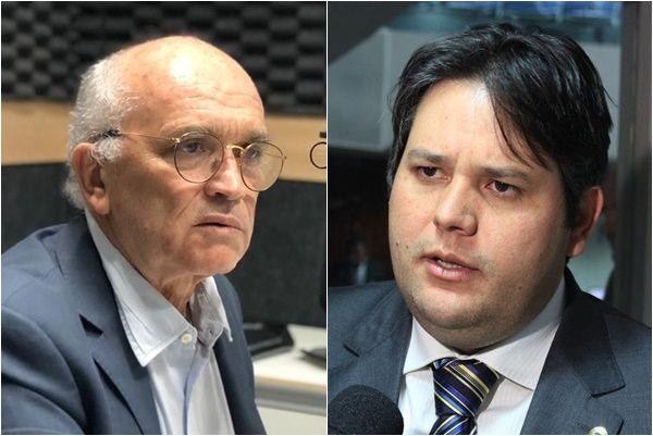 Prefeito interino Ivanes Lacerda consulta TCE para pagar salário a Dinaldinho, que está afastado do cargo