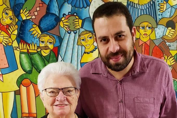 BOULOS E ERUNDINA: A FRENTE AMPLA CONTRA O FASCISMO VEM DA PARAIBA!