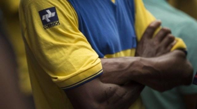 Milhares de funcionários dos Correios da Paraíba 'cruzam os braços' nesta terça-feira