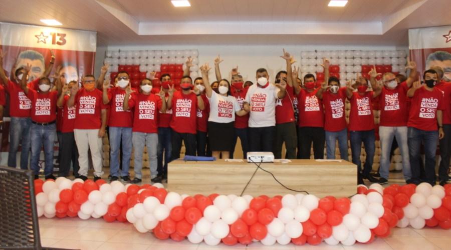 Lenildo vence na articulação política e forma grupo plural e competitivo em Patos