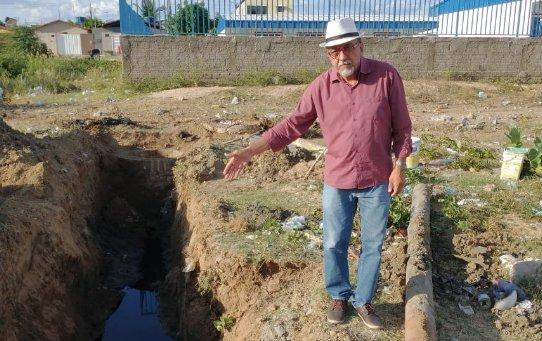 Vereador eleito Zé Gonçalves diz que prefeitura enxuga gelo em Patos