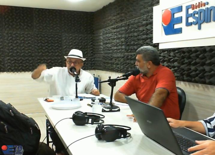 De volta ao Patos Sustentável, Lenildo recebe o vereador eleito Zé Gonçalves e analisa cenário após eleições
