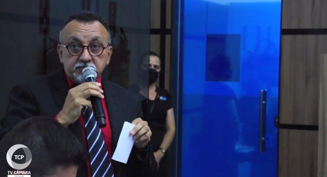 Vereador Zé Gonçalves afirma que é precipitado retorno das aulas sem antes as crianças e trabalhadores da educação terem sido vacinados