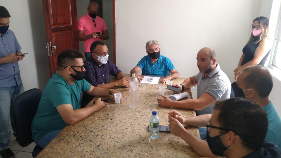 Vereador Zé Gonçalves defende prorrogação do prazo para instalação dos taxímetros em Patos