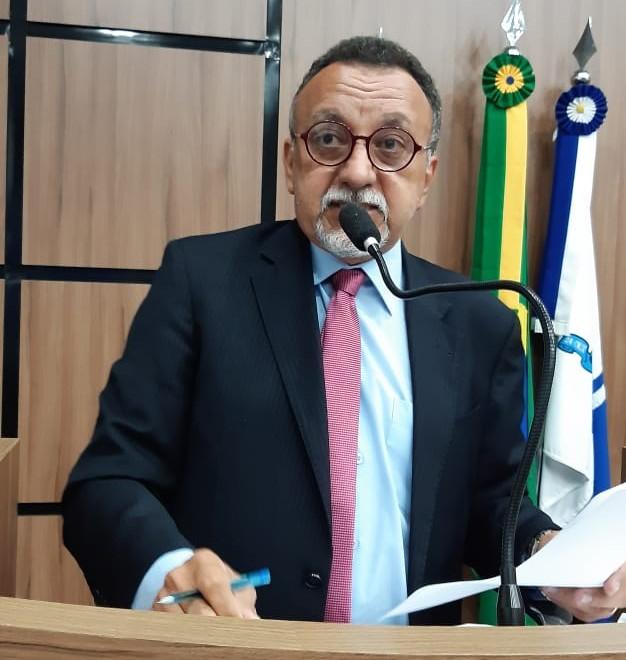 Vereador Zé Gonçalves defende volta da gratificação da Covid-19 aos servidores de Patos