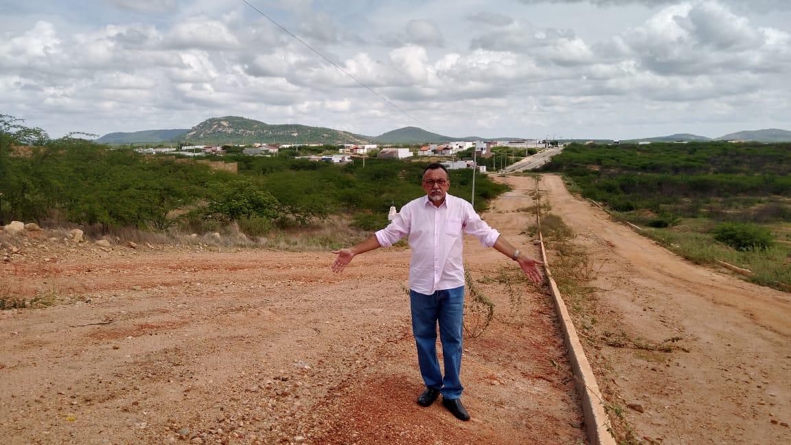 Vereador Zé Gonçalves diz que Bairro dos Estados precisa de uma ação imediata da Prefeitura