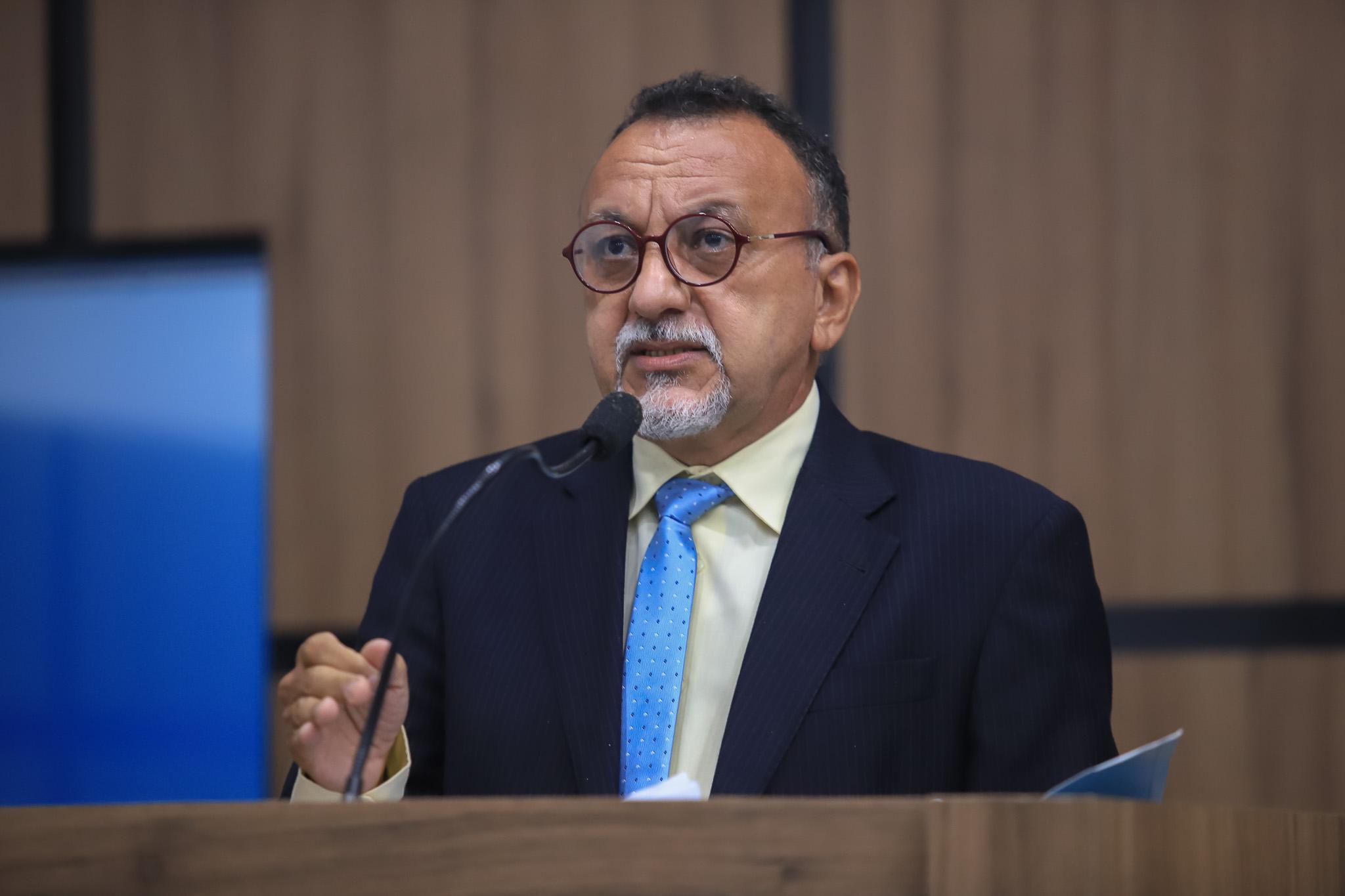 Zé Gonçalves relata vida de luta e respeito e descarta ataques pessoais em seu mandato