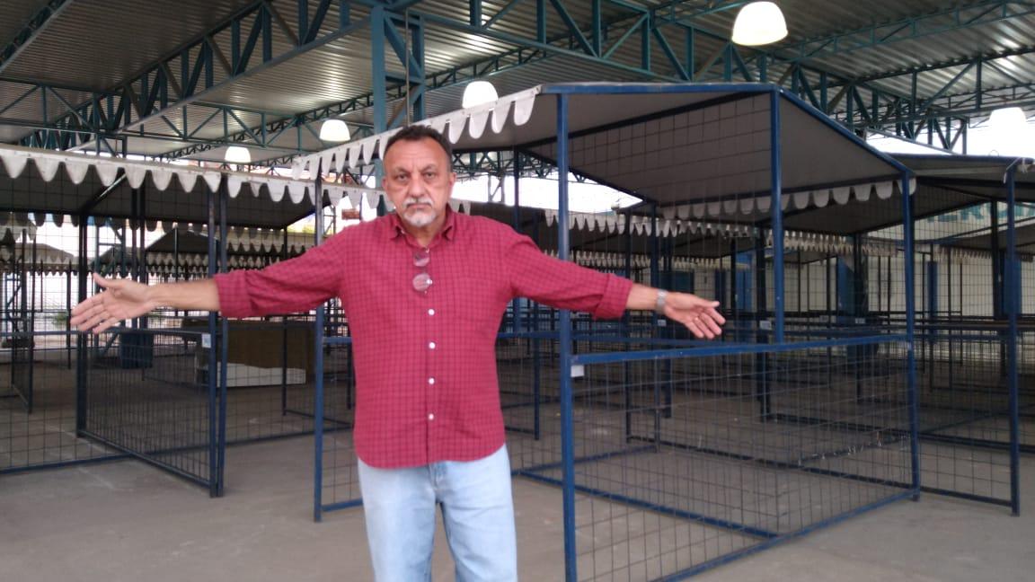 Camelôs de Patos: Zé Gonçalves defende que Prefeitura assegure um espaço no Centro da Cidade para que os mesmos possam trabalhar