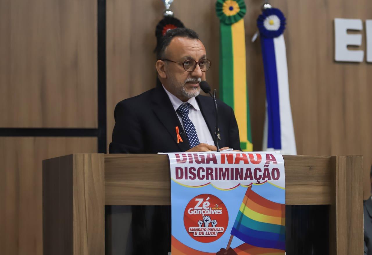Zé Gonçalves defende piso salarial para Enfermagem, PCCS dos  servidores da Secretaria de Desenvolvimento Social e critica  Patosprev pelo não atendimento dos requerimentos