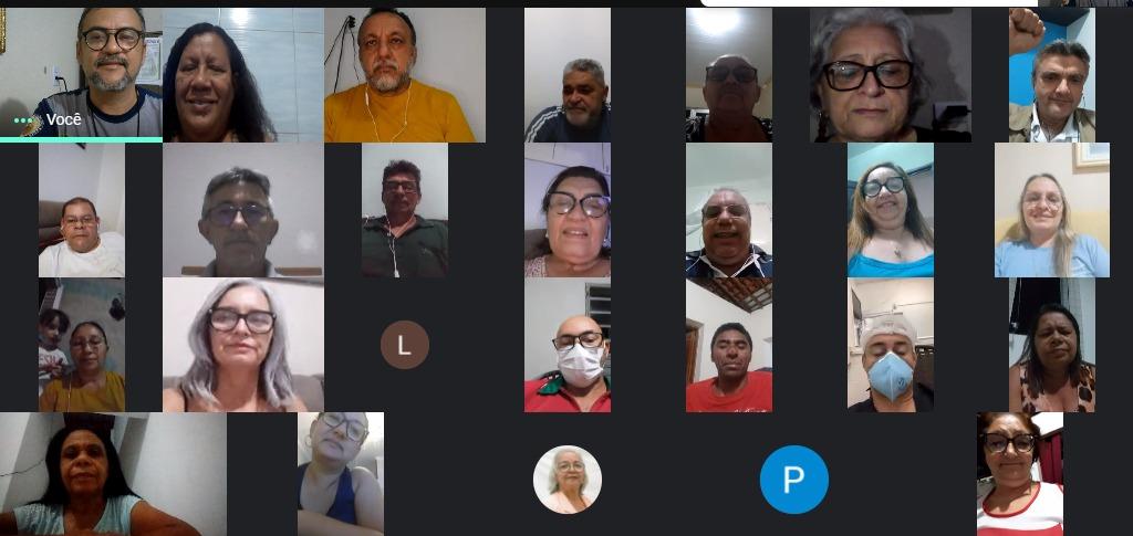 CTB Paraíba realiza reunião virtual rumo ao seu 5° Congresso