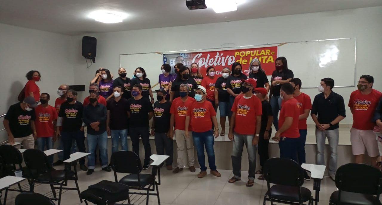 'Coletivo Popular e de Luta' é lançado e destaca diferencial participativo do mandato do vereador Zé Gonçalves