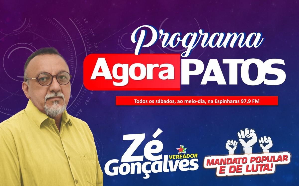Programa Agora Patos 25/09/2021
